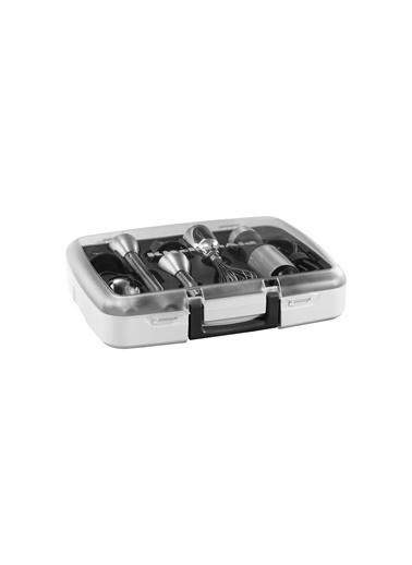KitchenAid 5Khb2571Esx 5 Hızlı Blender Seti Gri Renkli